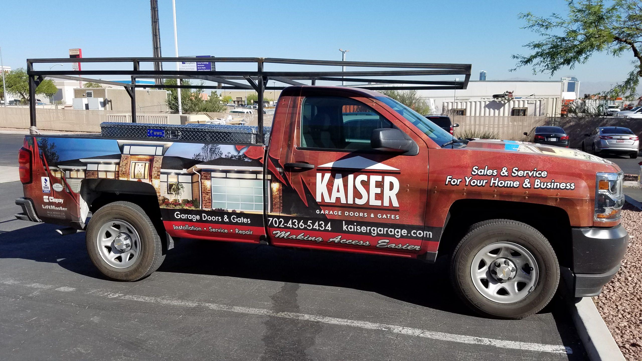 Garage Doors & Custom Gates in Tucson - Kaiser Garage Doors & Gates