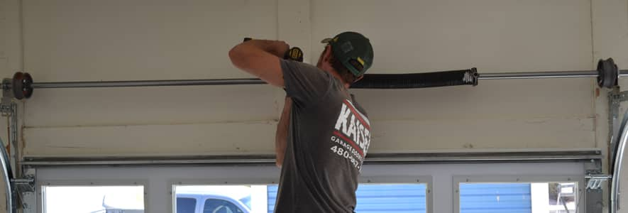 Garage Door Replacement & repair - Kaiser Garage Door