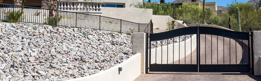 Gates in Tucson - Kaiser Garage Doors & Gates