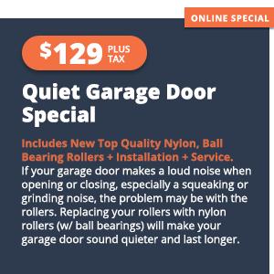coupons for garage door replacement