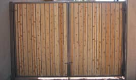 Residential Gates in Tucson - Kaiser Garage Doors & Gates